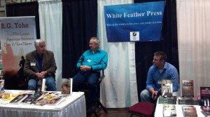 White Feather Press Authors